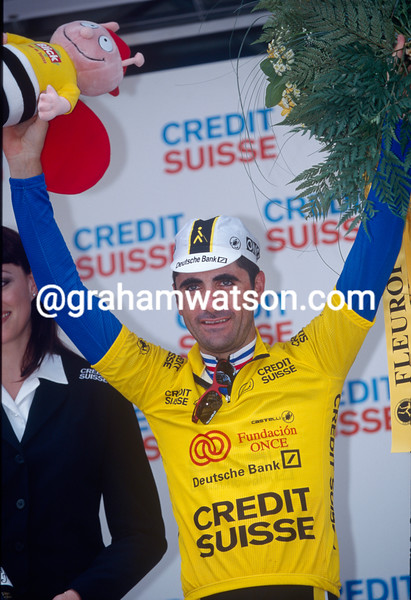 Laurent Jalabert in the 1999 Tour of Switzerland