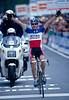 Laurent Jalabert wins a stage of the 2000 Tour de Romandie