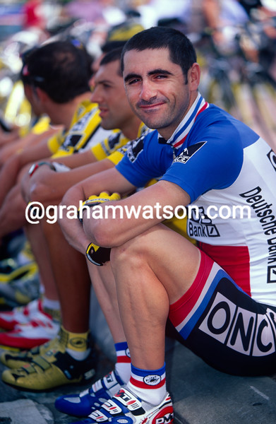 Laurent Jalabert in the 1998 Tour de France