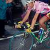 Laurent Roux in the 1998 Giro d'Italia