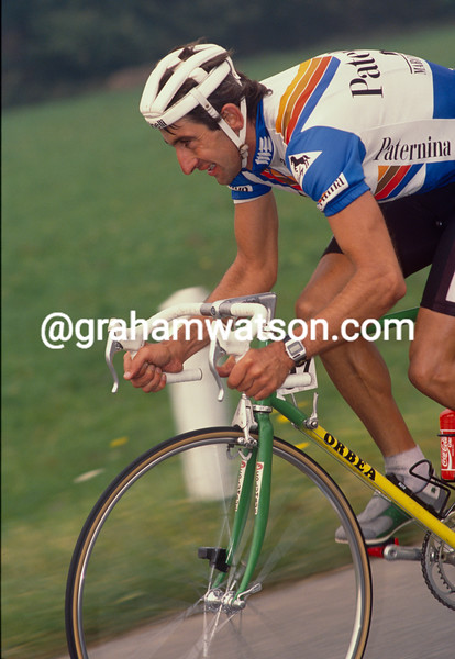 Marino Lejarreta in the 1993 Giro d'Italia