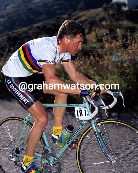 Luc Leblanc in 1995