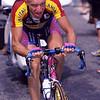 Ludo Dierckxsens on a stage of the 1999 Tour de France