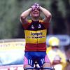 Ludo Dierckxsens wins a stage of the 1999 Tour de France