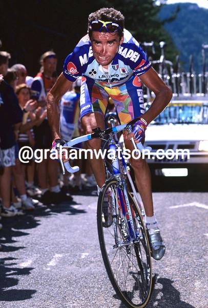 Arsenio Gonzalez in the 1995 Tour de France