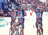 JOHAN MUSEEUW WINS THE 2000 PARIS-ROUBAIX