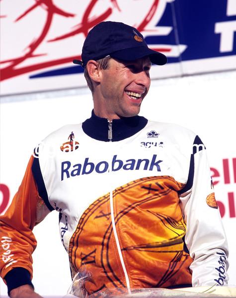 Marc Wauters wins the 1999 Paris-Tours