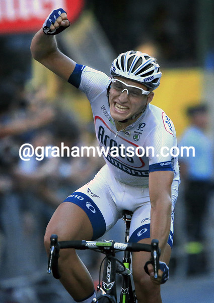 marcel kittel wins stage 21 of the 2013 tour de france