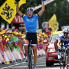 MARCUS BURGHARDT WINS STAGE EIGHTEEN OF THE 2008 TOUR DE FRANCE