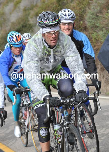 Mario Cipollini in the 2006 Tour of California