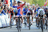 MARK CAVENDISH WINS THE MENS ROAD RACE