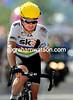 Mark Cavendish after a crash on stage four of the 2012 Tour de France