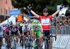 Mark Cavendish wins stage twenty one at the 2013 Giro d'Italia
