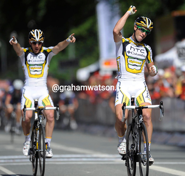 MARK RENSHAW WINS STAGE FOUR OF THE 2010 TOUR OF DENMARK