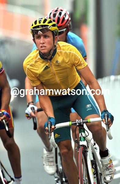 MATTHEW LLOYD IN THE 2008 OLYMPIC GAMES