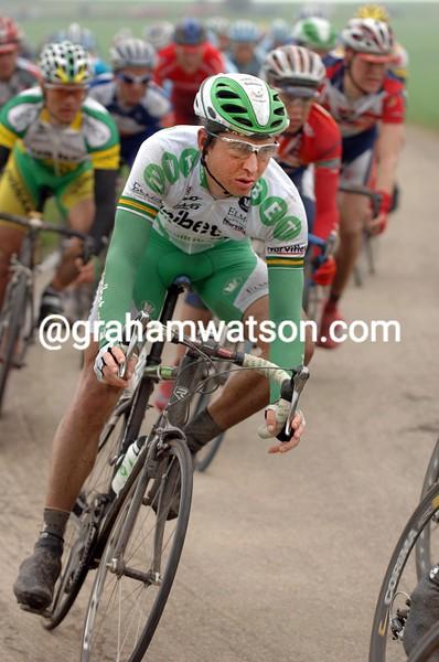 Matthew Wilson in the 2006 Amstel Gold