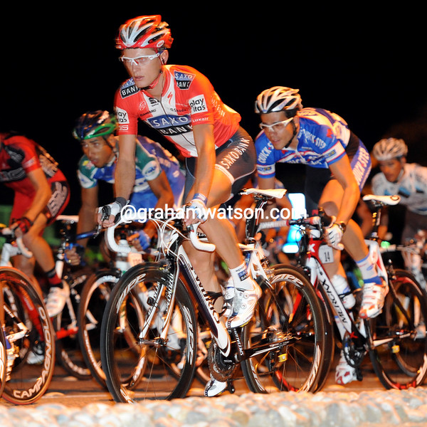 MATTI BRESCHEL ON STAGE ONE OF THE 2010 TOUR OF OMAN