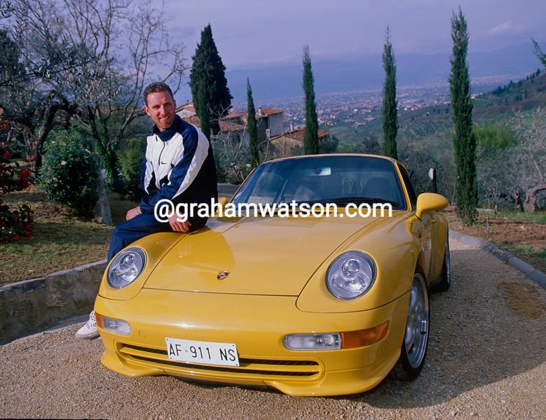 Max Sciandri in Tuscany