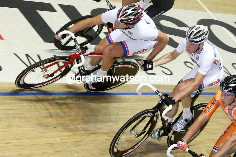 RASMUSSEN AND MORKOV IN THE MADISON COMPETITION