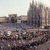 The start of Milan San Remo in 1983