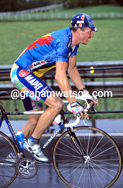 Johan Museeuw in the 1997 World Championships
