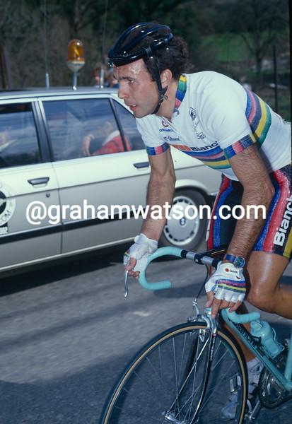 Moreno Argentin in 1987