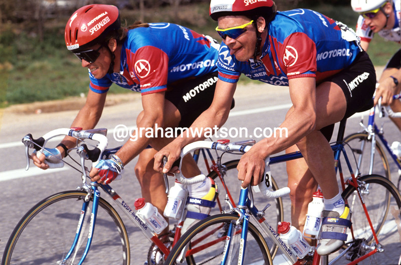 SEAN YATES AND PHIL ANDERSON