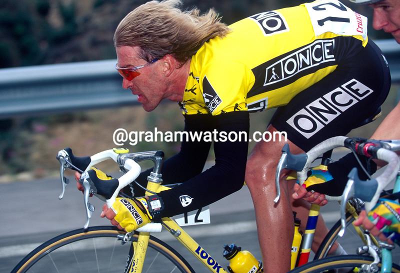 Neil Stephens in the 1993 Ruta del Sol