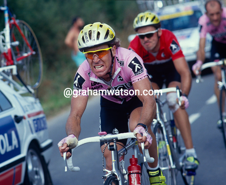 Neil Stephens in the 2001 Tour de France
