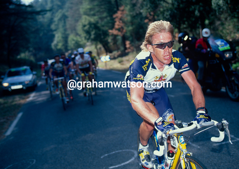 Neil Stephens in the 1995 Paris-Nice