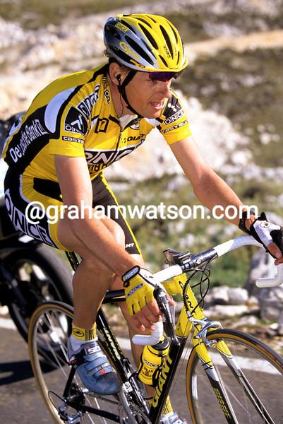 Miguel Angel Peña in the 2000 Ruta del Sol