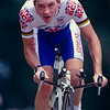 Chris Boardman in the 1996 Olympic Games mens time trial
