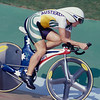 Kathy Watt in the 1996 Olympic Games