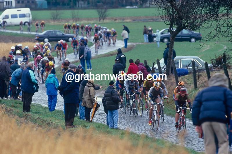 The Omloop Het Volk in 1999