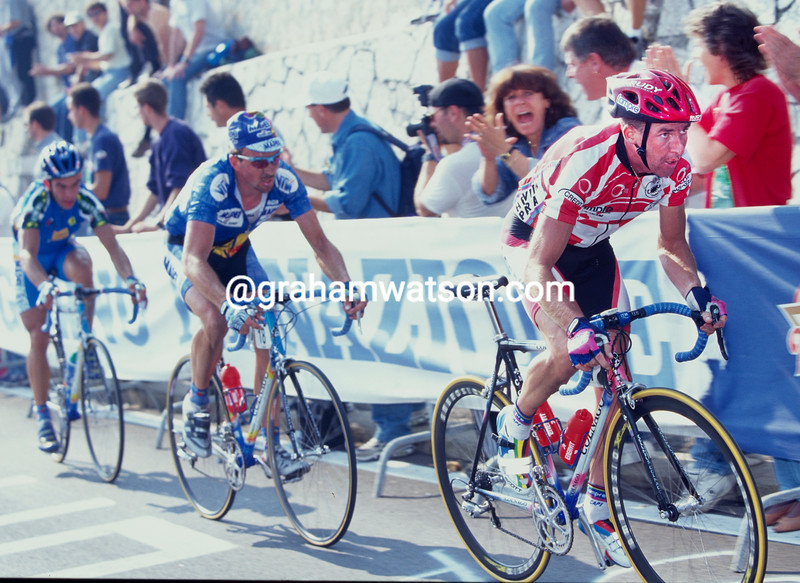 Oscar Camenzind in the 1999 World Championships