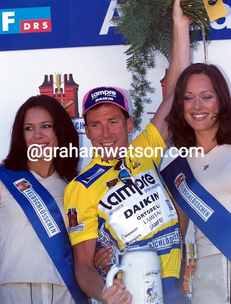 Oscar Camenzind in the 1999 Tour of Switzerland