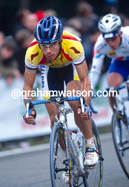 Oscar Freire in the 2002 World Championships