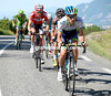 Daryl Impey and eight others have started a new escape..