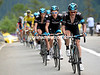 Vasil Kiryienka chases for Sky, or rather he's stopping any attacks on Froome..!