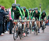 "Europcar finished second-to-last without crashing - they lost 1' 48""..."