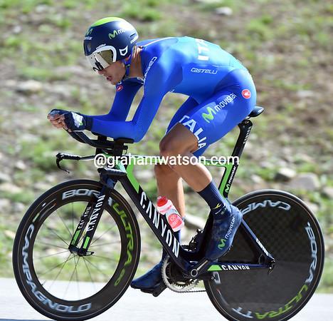 "Adriano Malori took Italy into 6th place, 1' 11.62"" down..."