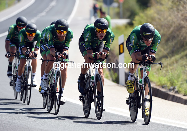 "Europcar were the 3rd-lowest World Tour team today - they took 19th at 3' 52.08""..."