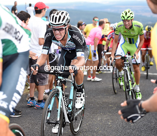 Uran will lose even more time than Valverde..!