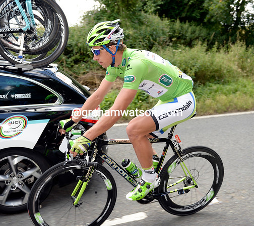 Peter Sagan is just two-seconds away from the race-lead, but he may have to wait until Wednesday to get it...
