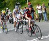 Van garderen leads Pinot and Jean-Christophe Peraud in an effort to pull further away from Valverde...