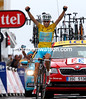 Vincenzo Nibali wins his fourth stage of the Tour and pushes his overall advantage to over seven-minutes..!