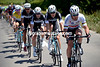 Mark Cavendish has switched roles at Omega to lead the chase for Tony Martin...