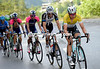 Martin tows Dumoulin and 20 others two minutes behind, in a sort of high-octane training ride...