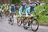 Astana has won its battle with tired Tinkoff - Tiralongo leads them along...