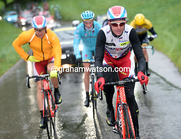 Tour de Romandie- Stage 4